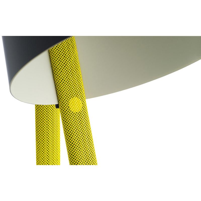 HAY-collectie Rope Trick Lamp geel