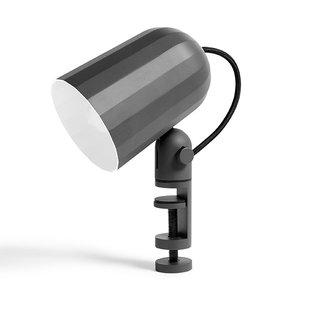 HAY Noc Clamp Lamp donkergrijs