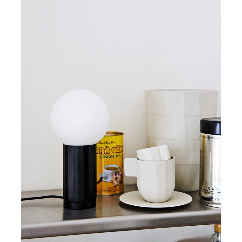 HAY-collectie Turn On Tafellamp zwart