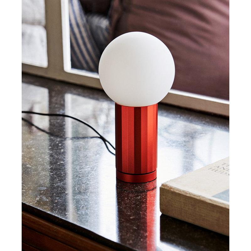 HAY-collectie Turn On Tafellamp oranje