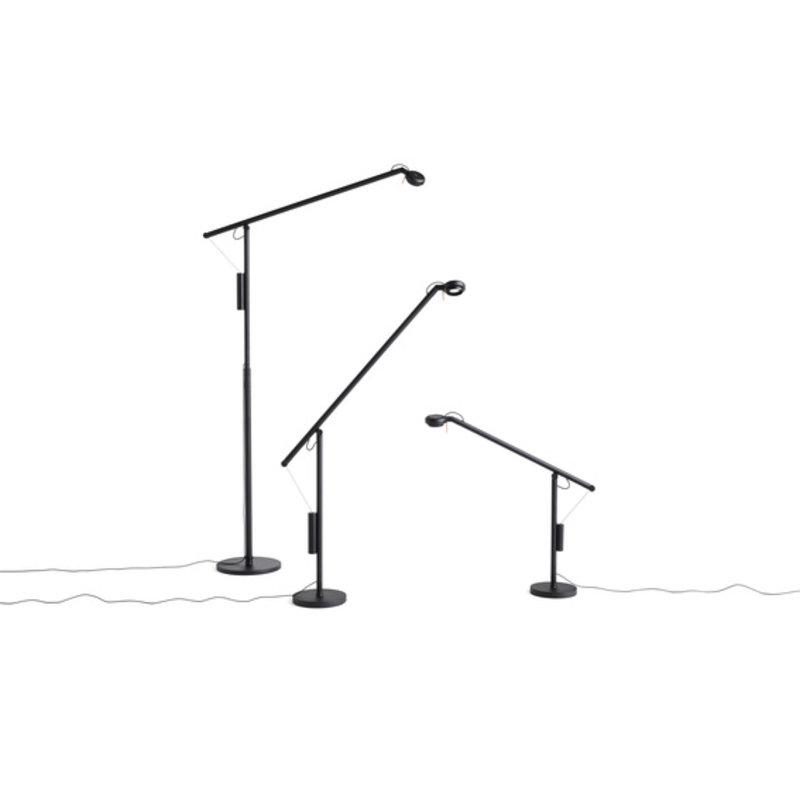 HAY-collectie Fifty-Fifty Floor Lamp