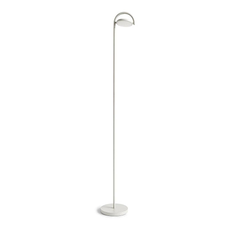 HAY-collectie Marselis Vloerlamp asgrijs