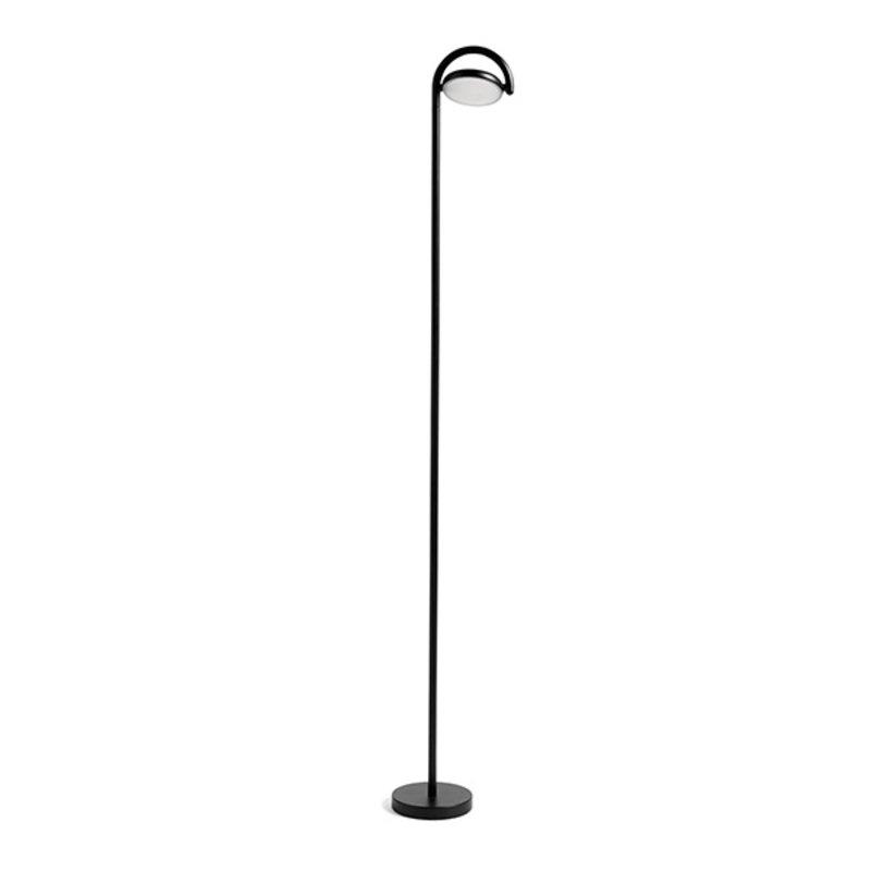 HAY-collectie Marselis Vloerlamp zwart