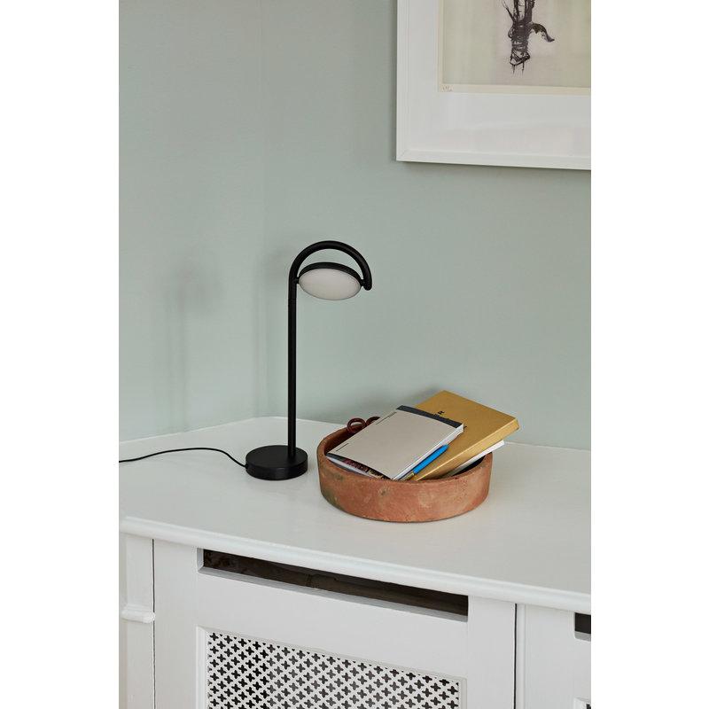 HAY-collectie Marselis Tafellamp zwart