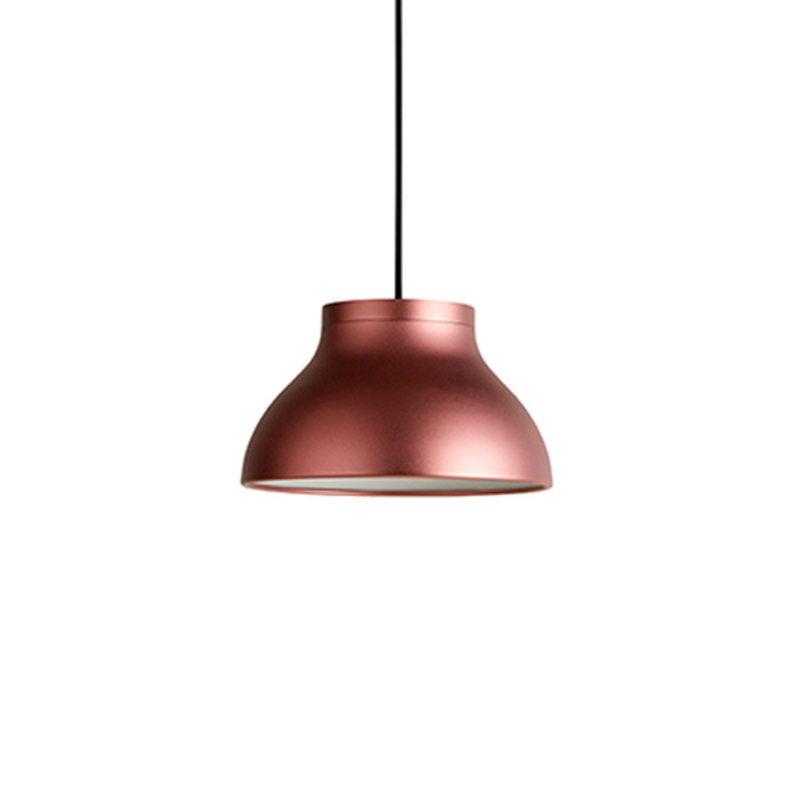 HAY-collectie PC Pendant Hanglamp S blushed rood