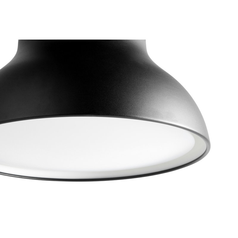 HAY-collectie PC Pendant Hanglamp M zwart