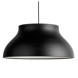 HAY PC Pendant Hanglamp L zwart