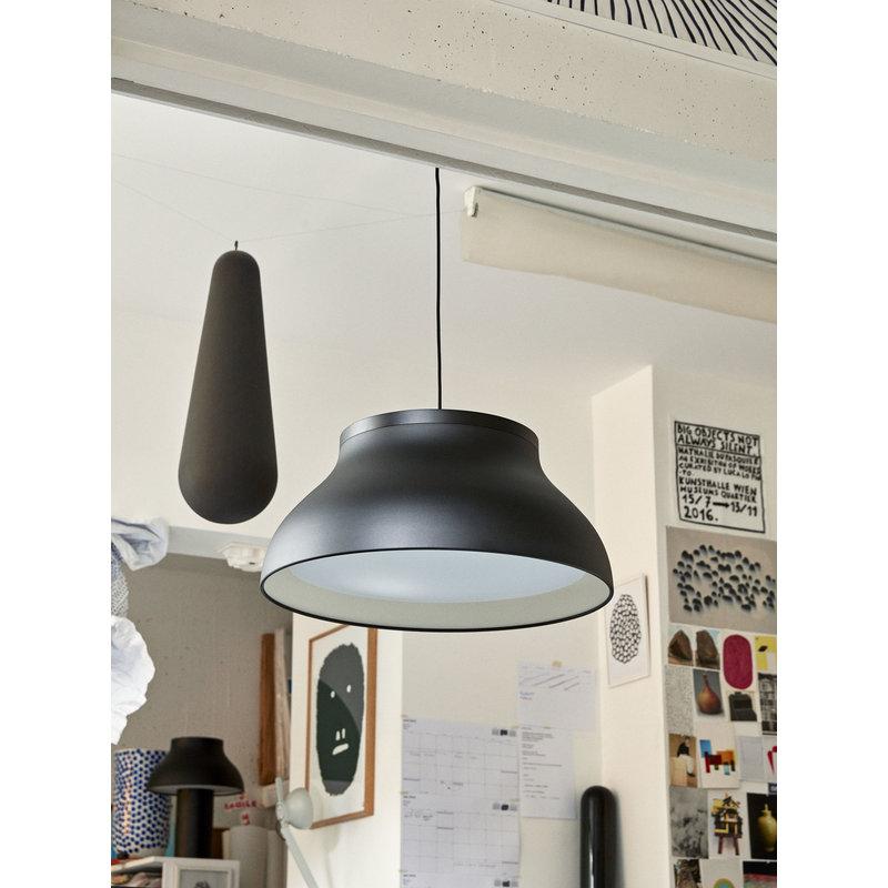 HAY-collectie PC Pendant Hanglamp L zwart