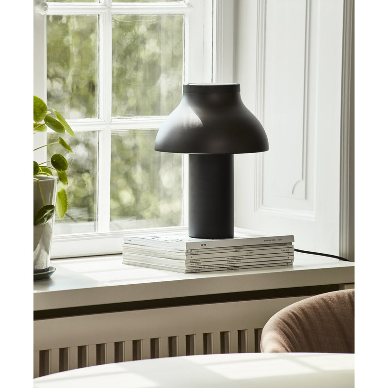 HAY-collectie PC Table Lamp L zwart