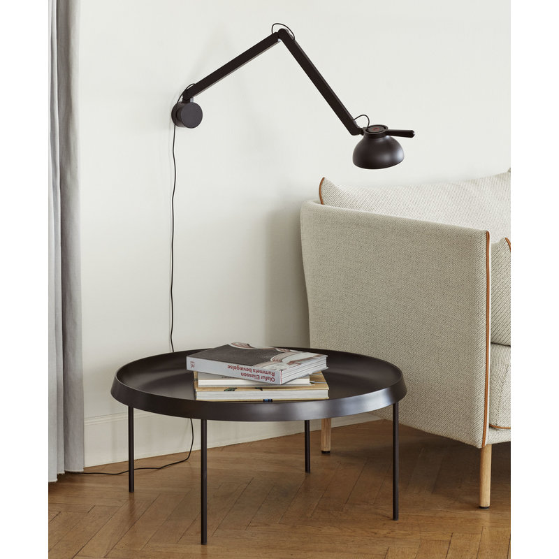 HAY-collectie PC Double arm w. wall bracket