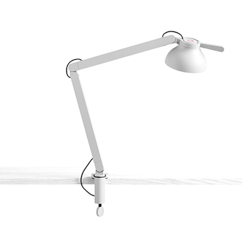 HAY-collectie PC Task Double arm Clamp asgrijs