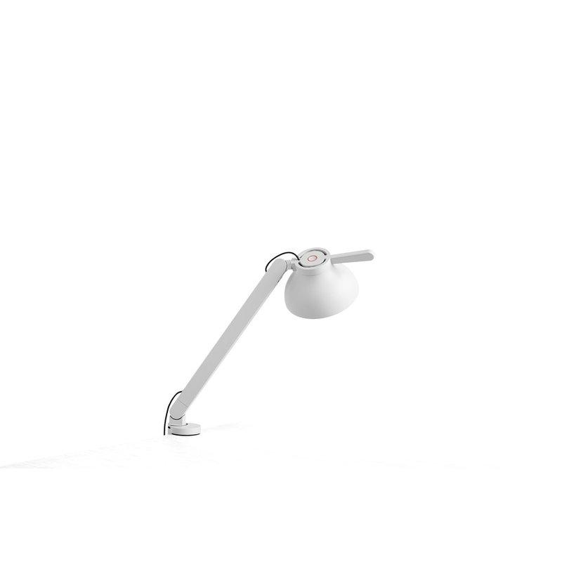 HAY-collectie PC Task Single arm Clamp asgrijs