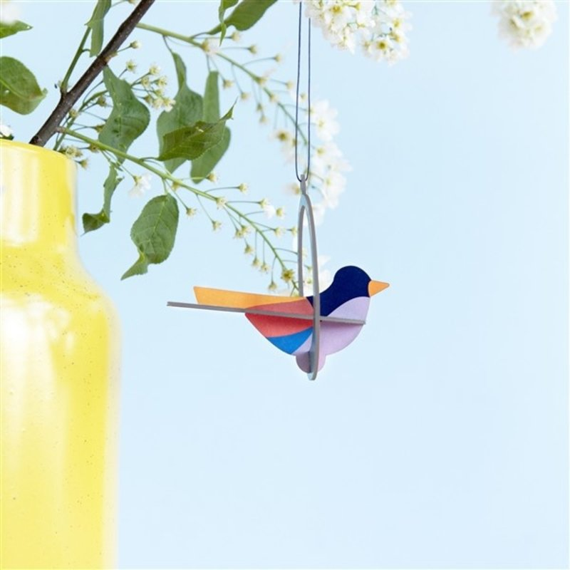 Studio ROOF-collectie Hangornament Robin