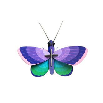 Studio ROOF Insect Blue Copper Butterfly