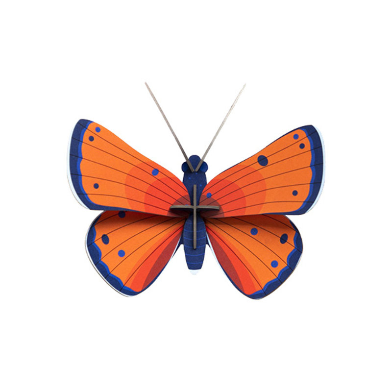 Studio ROOF-collectie Insect Copper Butterfly