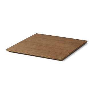 ferm LIVING Tray voor Plant Box - hout - smoked
