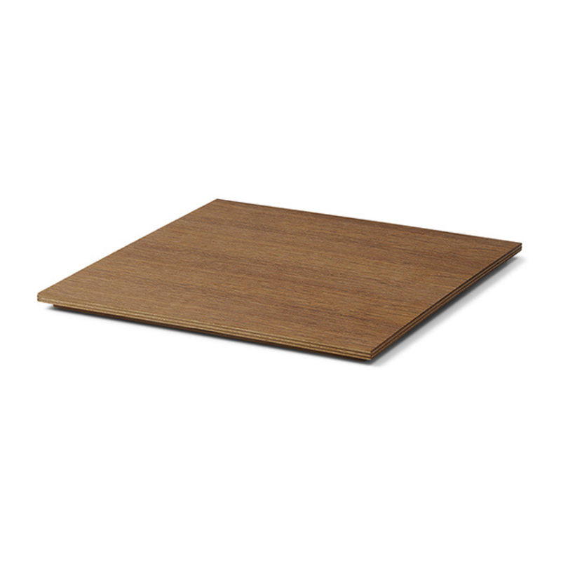 ferm LIVING-collectie Tray for Plant Box - Smoked Oak