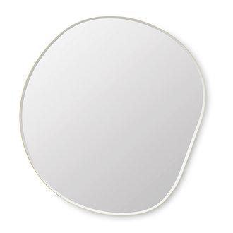 ferm LIVING Pond Mirror - XL - Brass