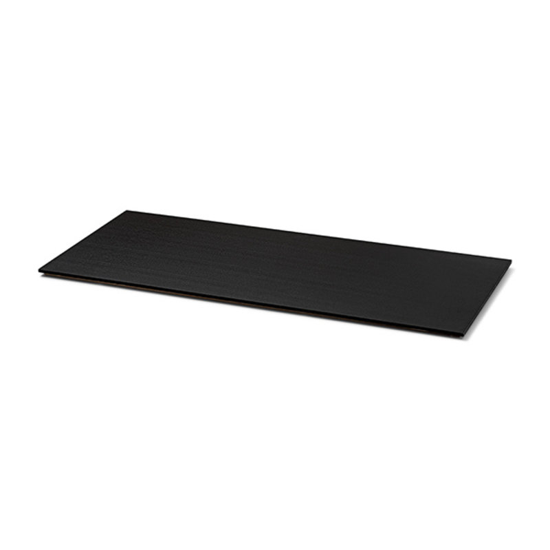ferm LIVING-collectie Tray voor Plant Box Large - hout - zwart