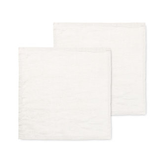 ferm LIVING Linen Napkins - Set of 2 - Off-white