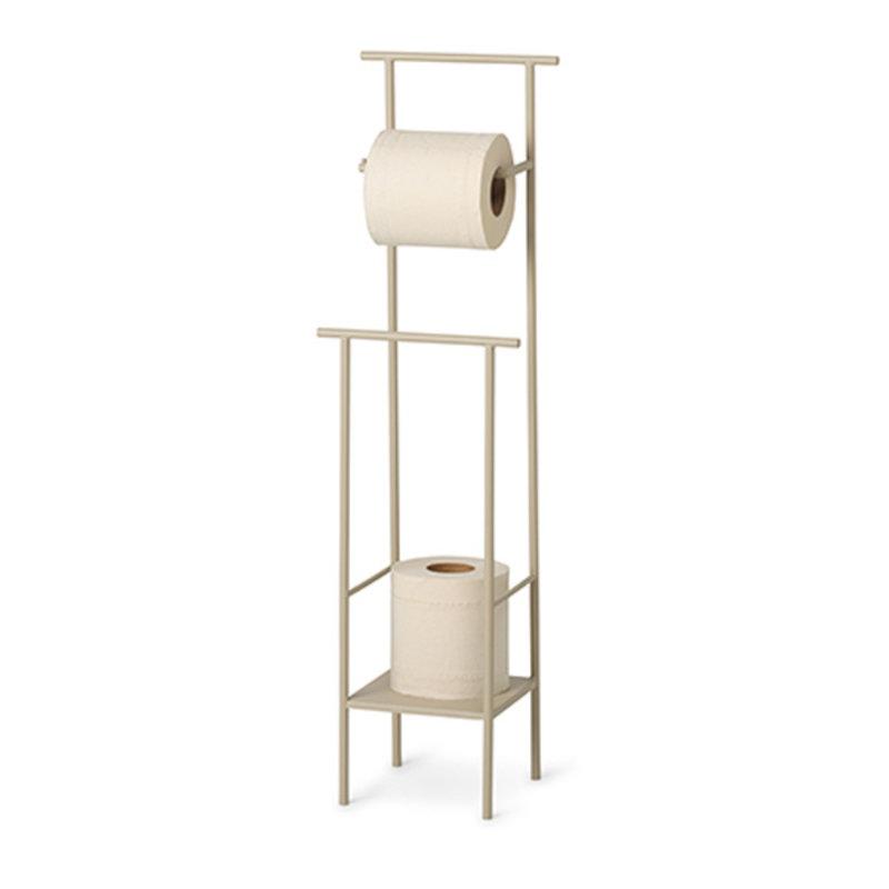 ferm LIVING-collectie Toiletpapierhouder Dora cashmere