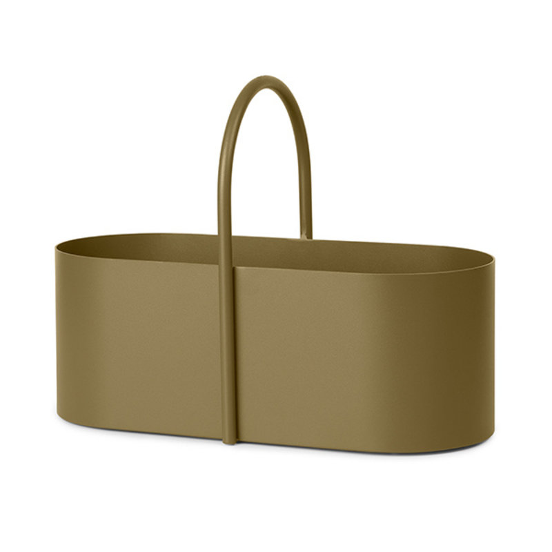 ferm LIVING-collectie Grib Toolbox - Olive