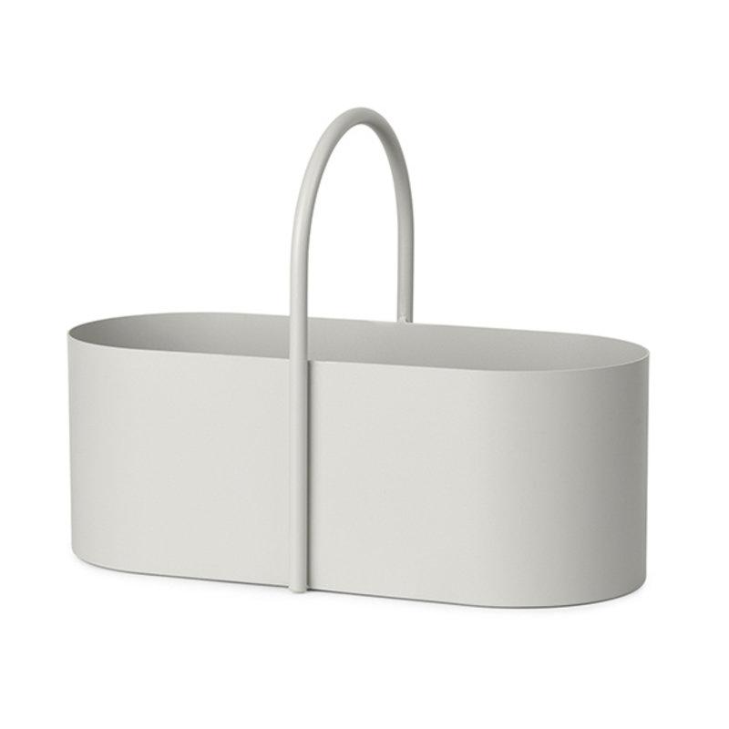 ferm LIVING-collectie Grib Toolbox - Light Grey