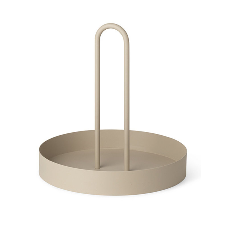 ferm LIVING-collectie Grib Tray  cashmere