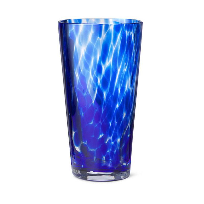 ferm LIVING-collectie Casca Vase - Indigo
