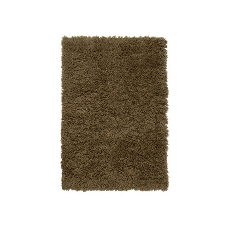 ferm LIVING-collectie Vloerkleed Meadow hoogpolig S beige
