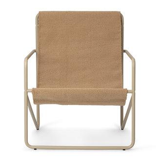 ferm LIVING Desert Chair Kids - Cashmere/Solid