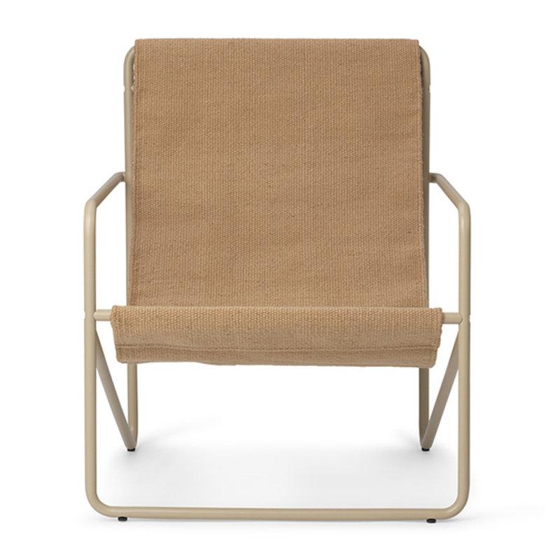 ferm LIVING-collectie Desert Chair Kids - Cashmere/Solid