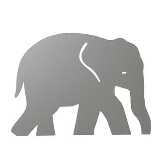 ferm LIVING Elephant Lamp Warm Grey