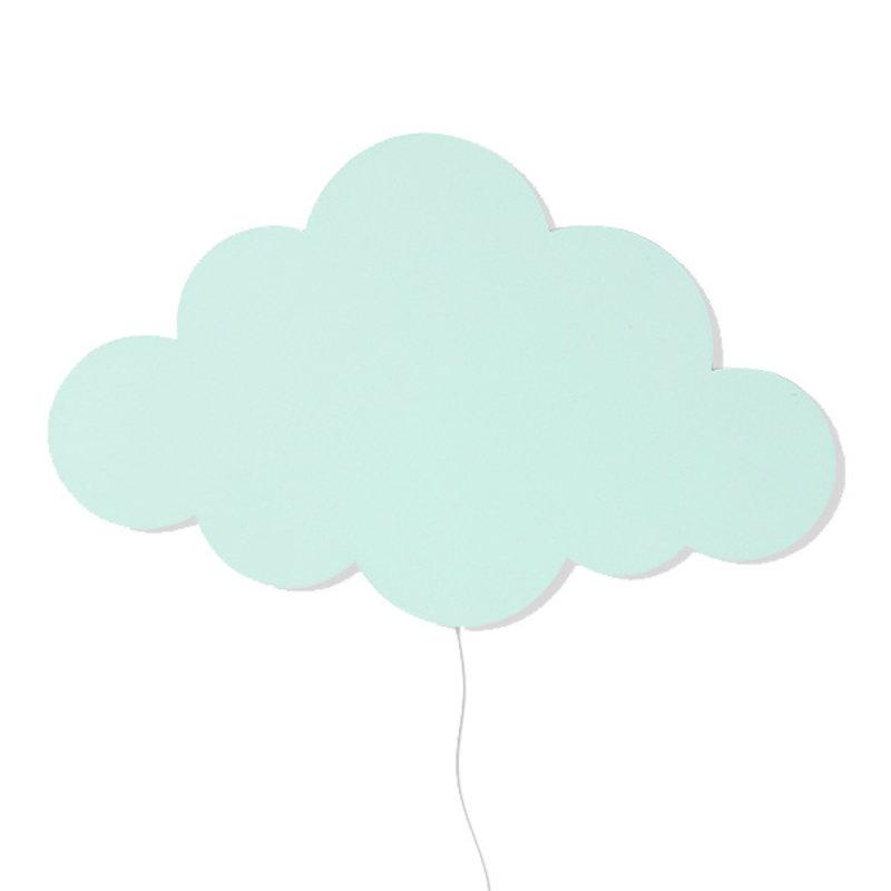 ferm LIVING-collectie Cloud Lamp Mint