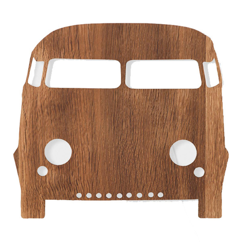 ferm LIVING-collectie Car Lamp Smoked Oak