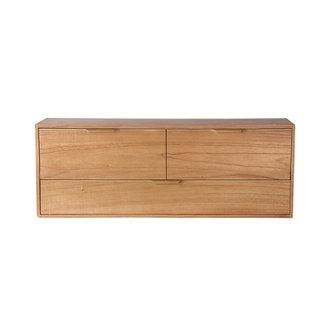 HKliving modular cabinet, natural, drawer element D