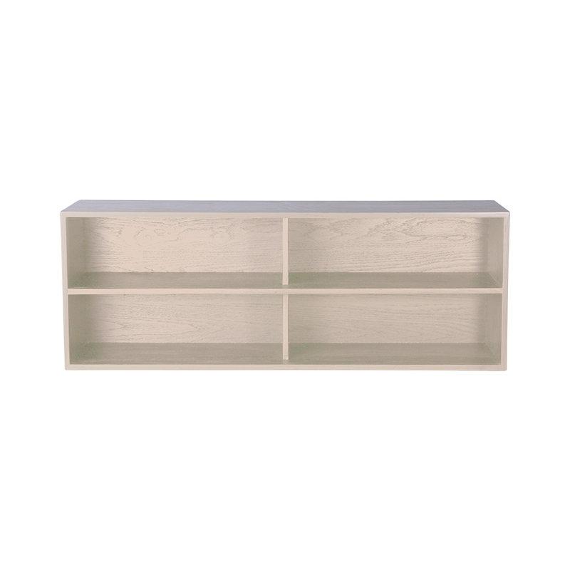 HKliving-collectie Modulaire kast zand vakken element A