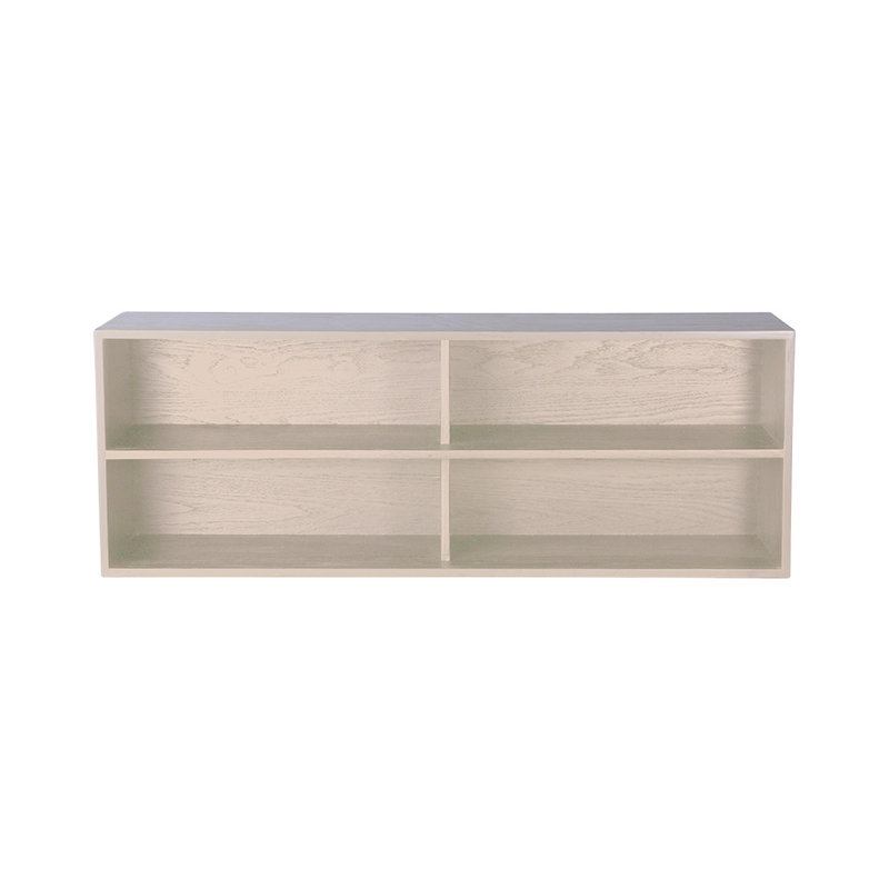 HKliving-collectie modular cabinet, sand, shelving element A