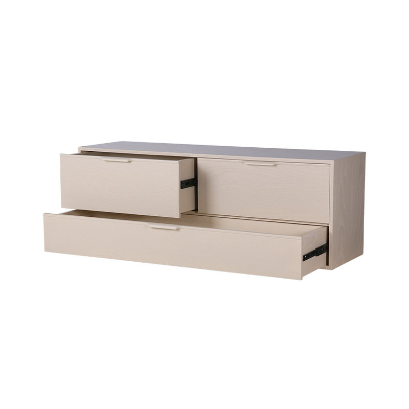 HKliving-collectie Modulaire kast zand laden element D