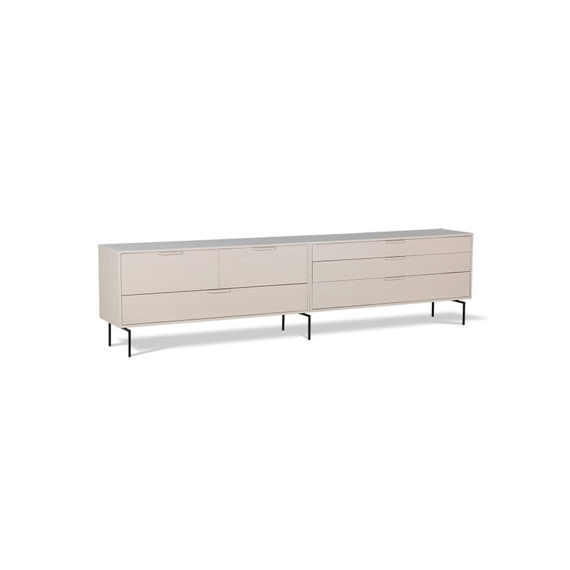 HKliving-collectie modular cabinet, sand, drawer element D