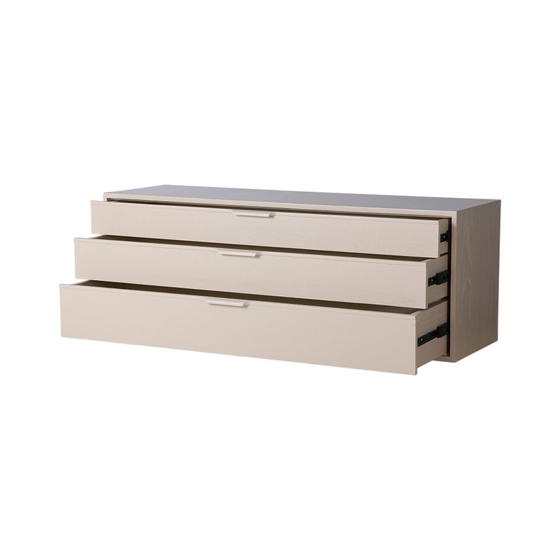 HKliving-collectie modular cabinet, sand, drawer element E