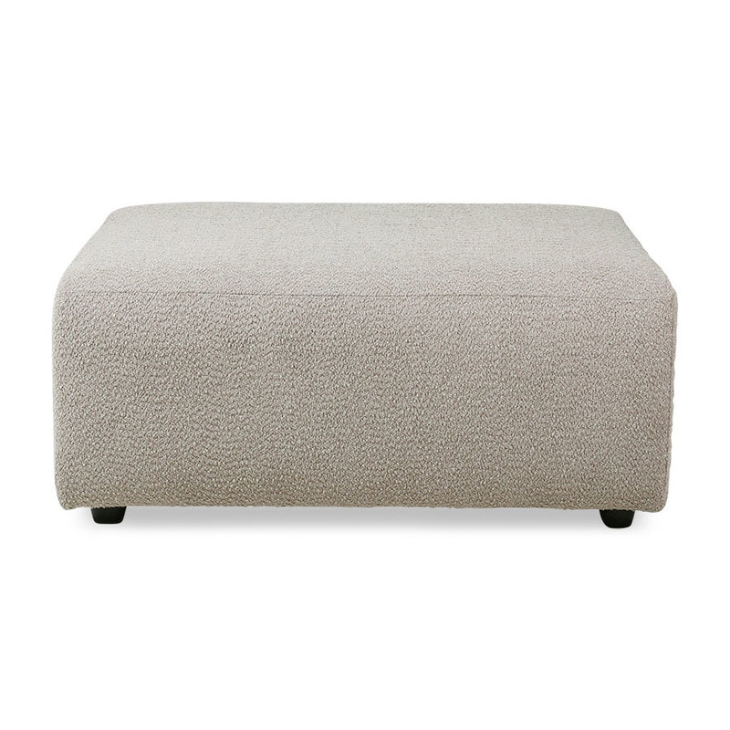 HKliving-collectie jax couch: element hocker, ted, stone
