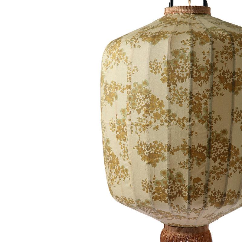 HKliving-collectie DORIS for HKLIVING: traditional lantern vintage print