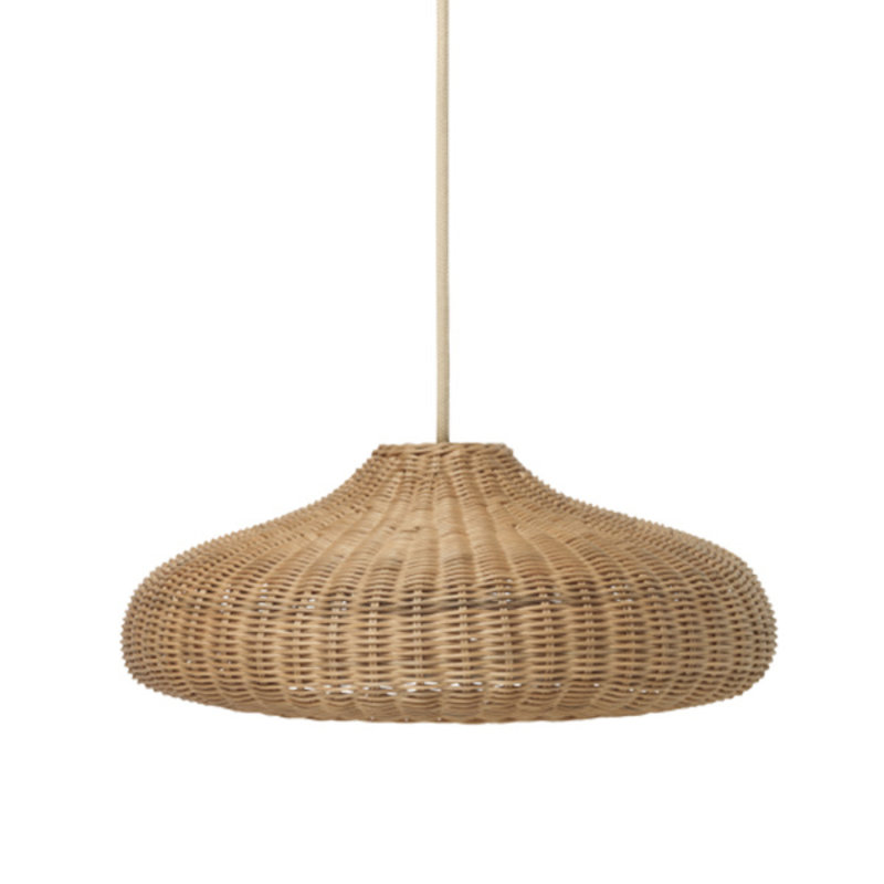ferm LIVING-collectie Braided Lampshade Natural