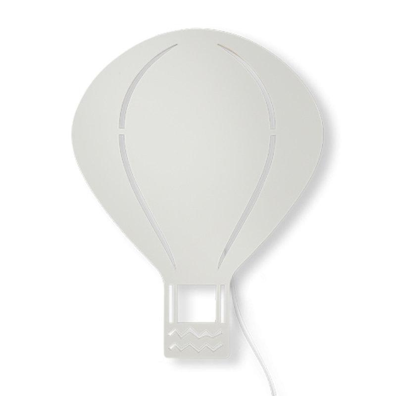 ferm LIVING-collectie Air Balloon wandlamp Grey