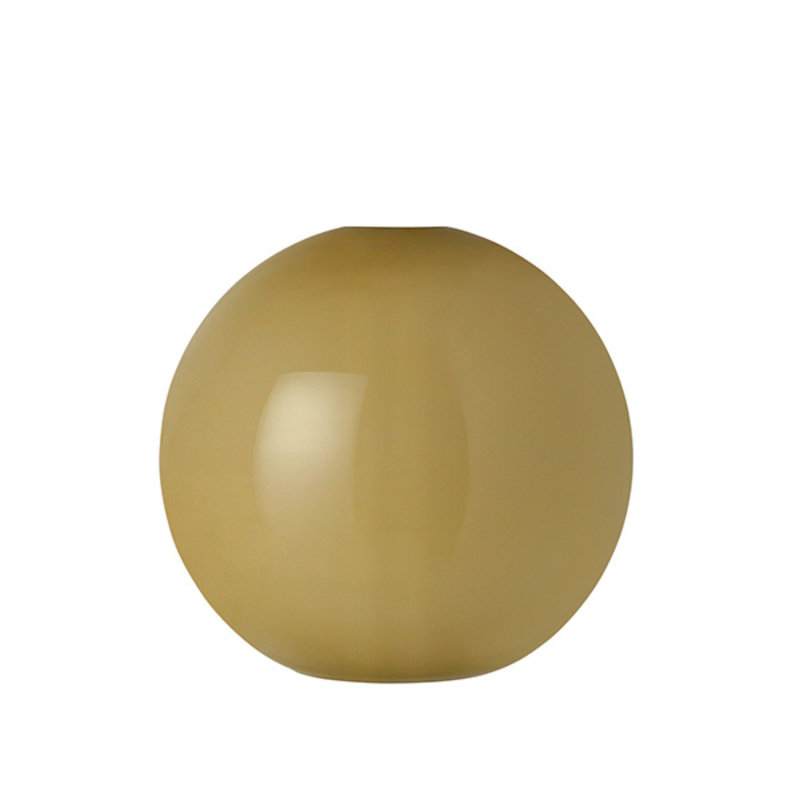 ferm LIVING-collectie Opal lampenkap Sphere Southern Moss