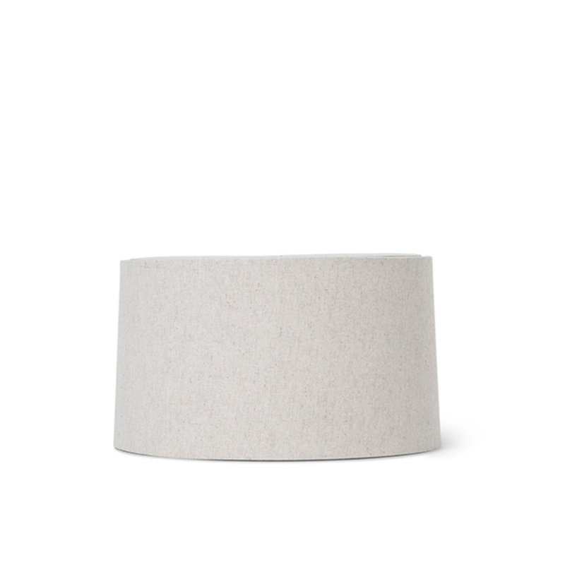 ferm LIVING-collectie Hebe Lamp Shade Short Natural