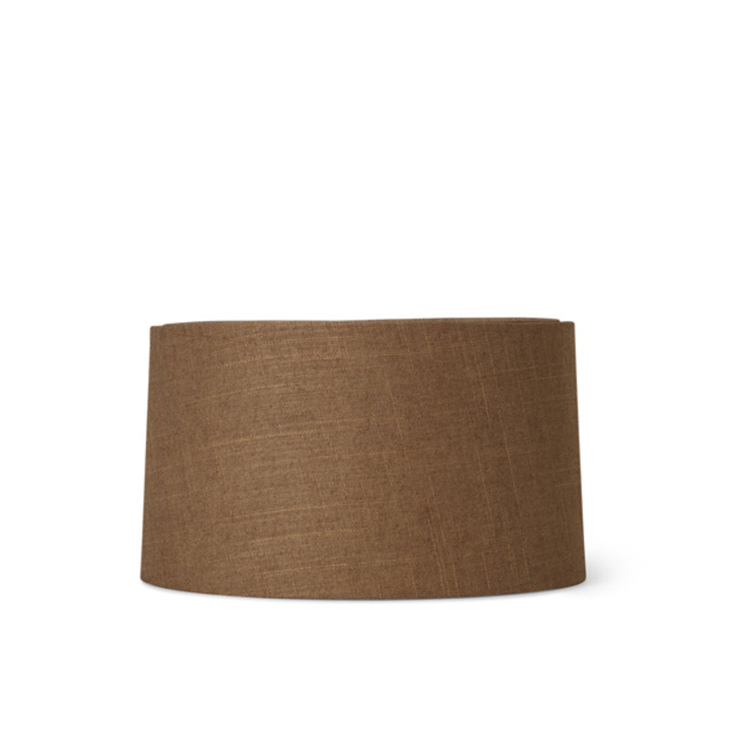 ferm LIVING-collectie Hebe Lamp Shade Short Curry