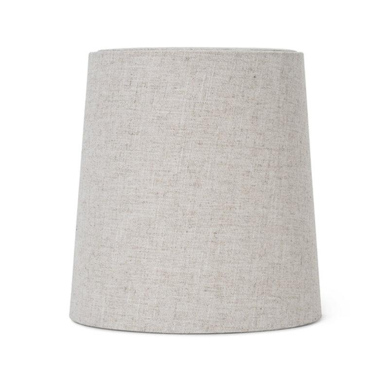 ferm LIVING-collectie Hebe Lamp lampenkap Medium naturel