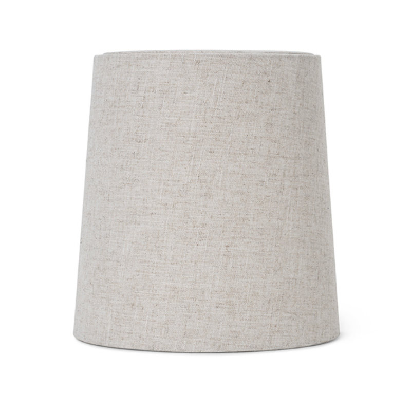 ferm LIVING-collectie Hebe Lamp Shade Medium Natural